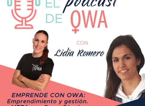 EL PODCAST DE OWA: Entrevista a Gema Sánchez. Episodio 13