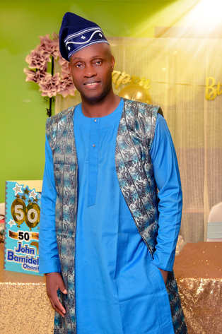 50TH Birthday Celeb