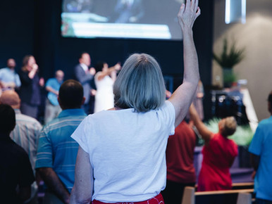 Offer the Sacrifice of Praise - 10.2.20