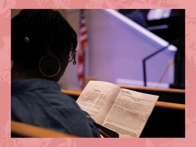 Focusing on Jesus is Necessary for Spiritual Progress in 2021 - 1.1.21