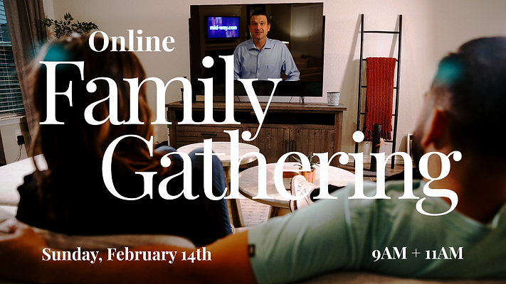 Family Gathering Graphic 1920X1080 with