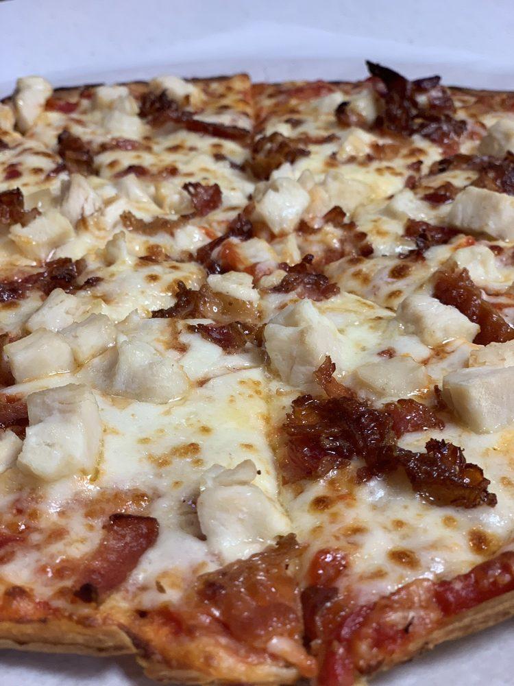 Sauce & Spice Pizza