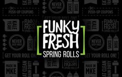 Funky Fresh Spring Rolls