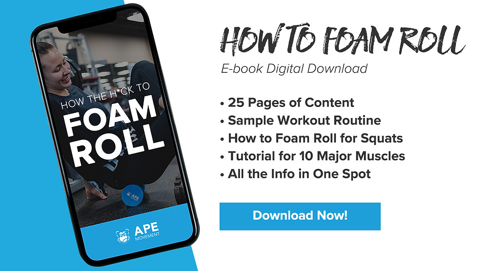 foam rolling ebook