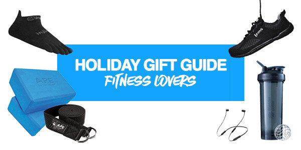 Holiday Gift Guid for Fitness Lovers