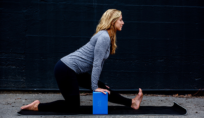 Post Yoga Sequence for Runners