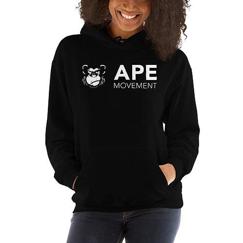 Ape Movement Logo - Unisex Hoodie