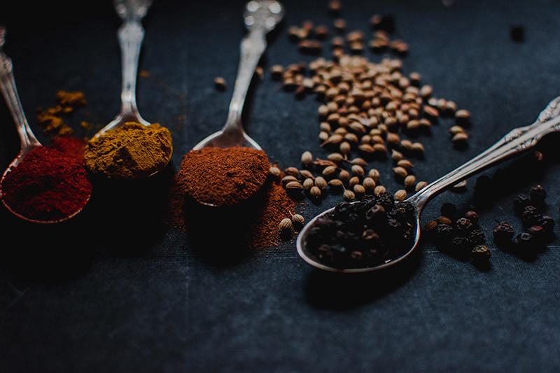 Anti-Inflammatory Spices