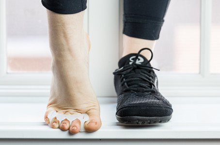 How to Care for Your Feet!