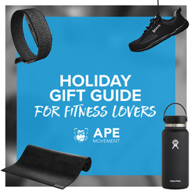 2020 Holiday Gift Ideas for the Fitness Lover in Your Life!