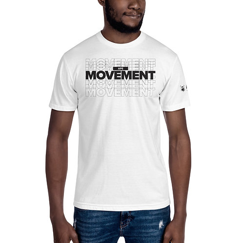 Unisex Movement All Over - Poly Cotton Blend