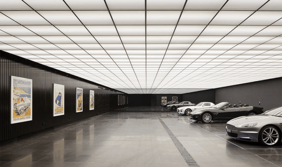 Diseño de Estacionamiento