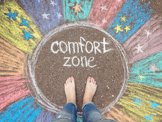 Step Out of Your Comfort Zone in 2018