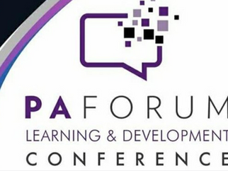PA Forum Learning & Development Conference