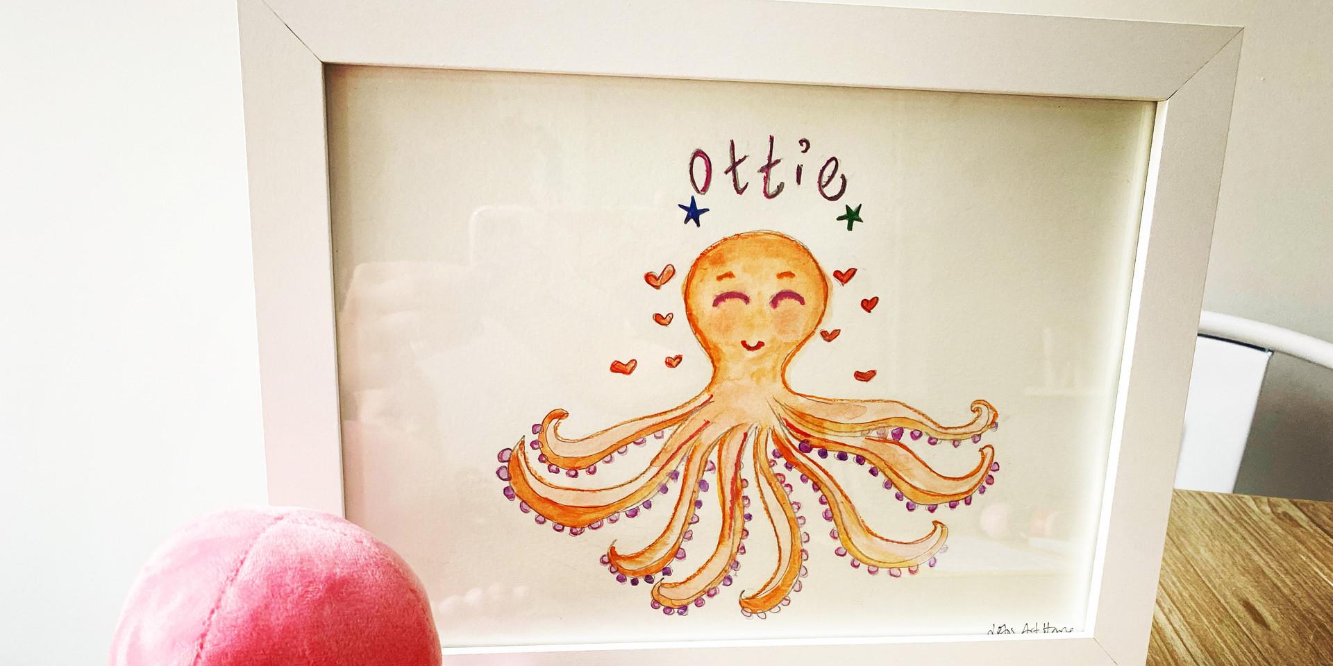 Ottie the Octopus
