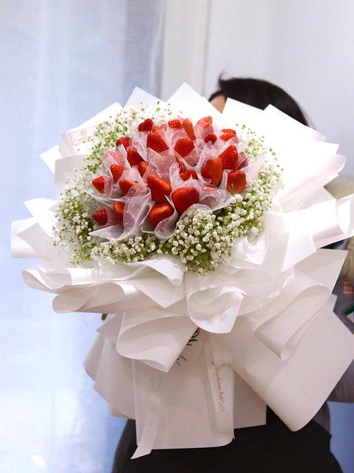 Sweet Strawberries Bouquet