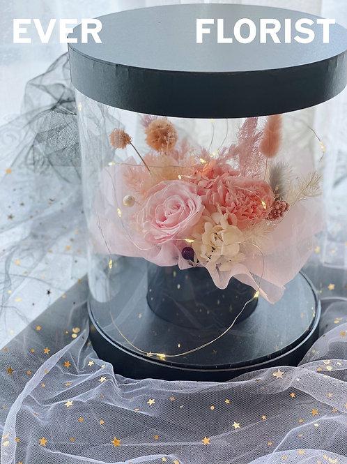 母親節永生花花盒A