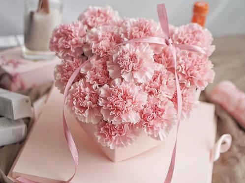 母親節鮮花花盒B