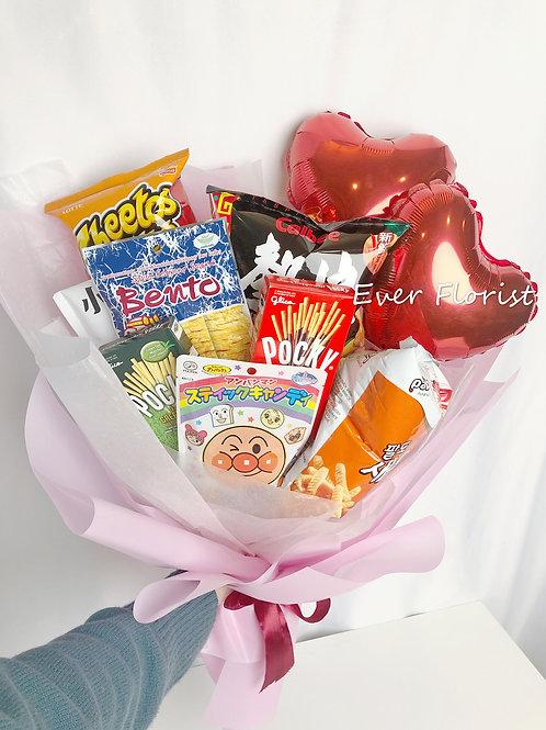 Snacks Bouquet
