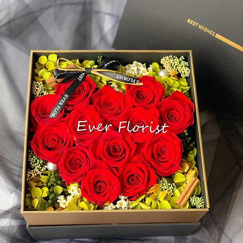爱神之心(Preserved Rose)