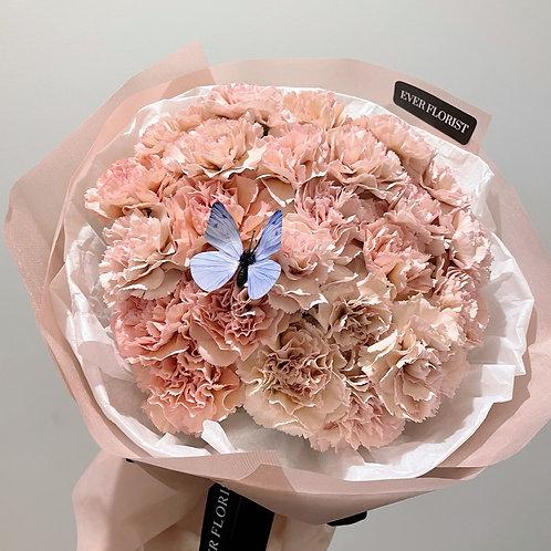 母親節鮮花花束D