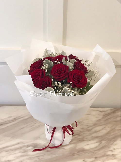 Forever Love(11 roses) or more