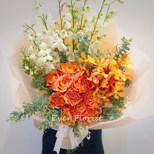 Shiny Floral