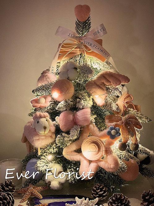 Xmas Tree(pink)