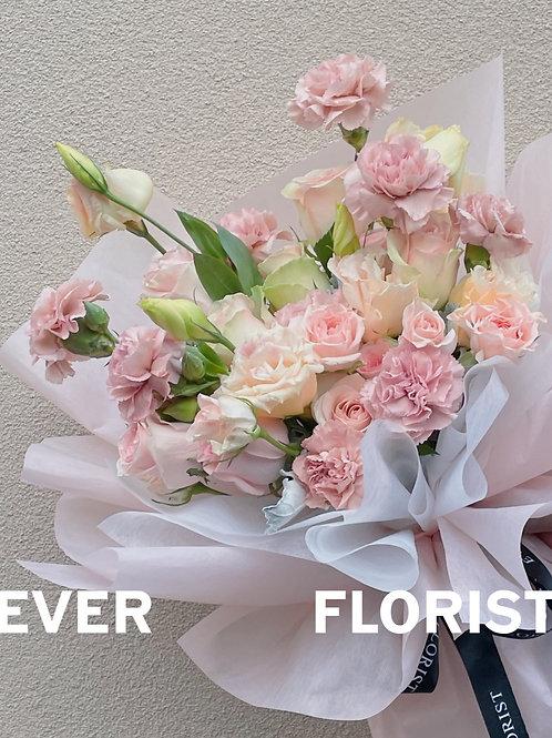 母親節設計花束A