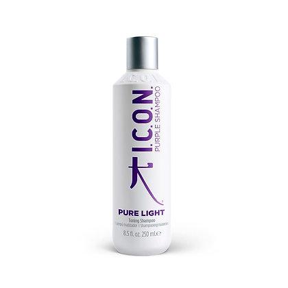 Aprés-shampoing violet icon Pure Light 250ml