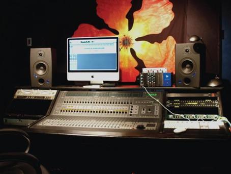 👉 AV Installation Project - The Poppy Den Recording Studio – North Vancouver, BC, Canada