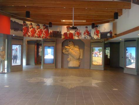 👉 AV Installation Project - Fort Henry Discovery Centre - Kingston, Canada