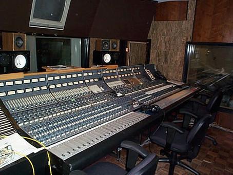 👉 AV Installation Project - Mushroom Recording Studios – Vancouver, BC, Canada