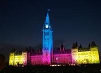 👉 AV Installation Project - Sound & Light Show, Parliament Hill in Ottawa, Canada