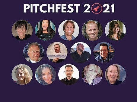 💰Pitchfest 2021 - The Wealthy Trainer