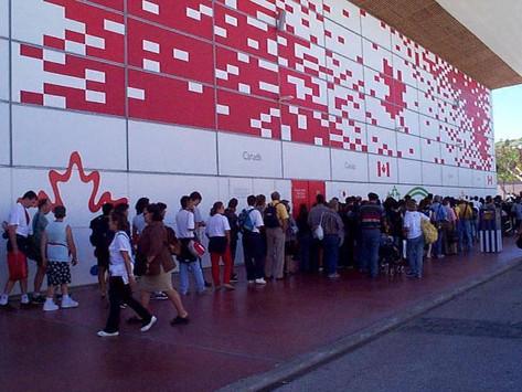 👉 AV Installation Project - Canada Pavilion Expo '98, Lisbon, Portugal