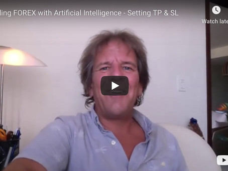 💰 MONEY - Trading FOREX with Artificial Intelligence - Setting TP & SL