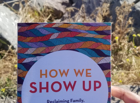 How We Show Up: buy this book!