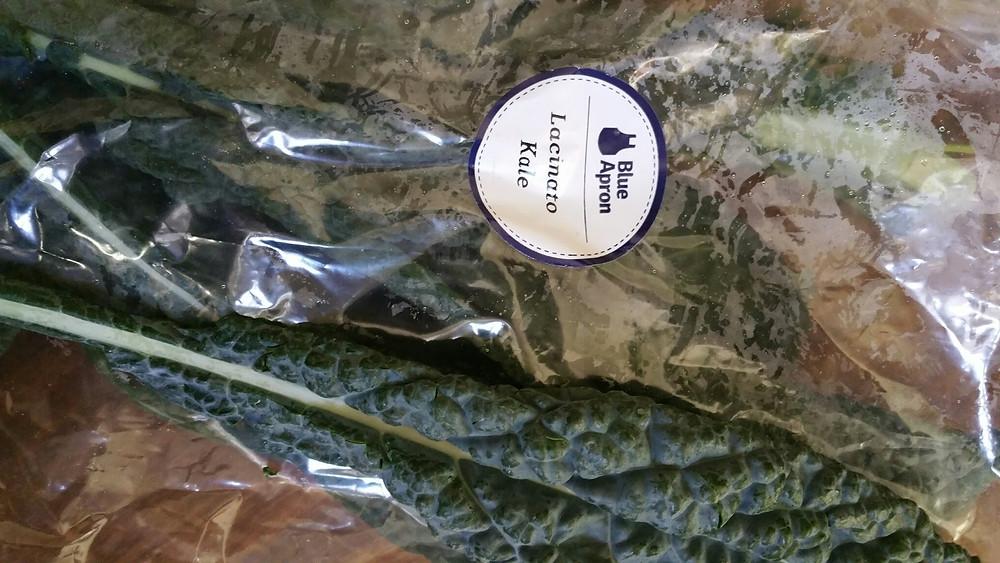 lacinto kale - so fresh!