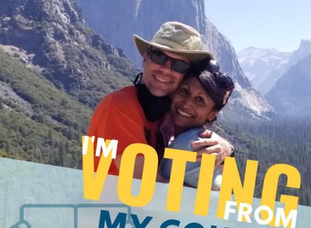 Why I'm voting for Luz Gomez and Sabina Zafar
