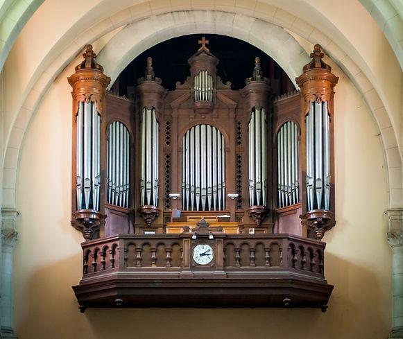 Concerts gratuits, heures d'orgue à Charenton près de Paris