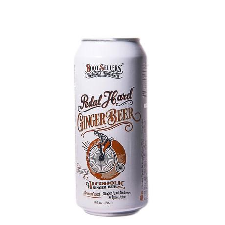 Pedal Hard Ginger Beer