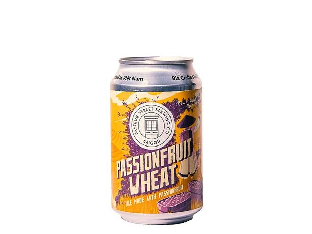 Passionfruit Wheat
