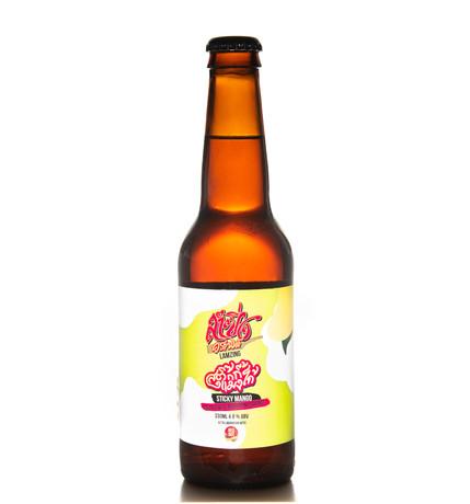 Sticky Mango Pale Ale
