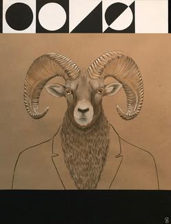 The Wild Ram Man