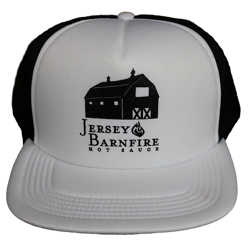 Jersey Barnfire Trucker Cap