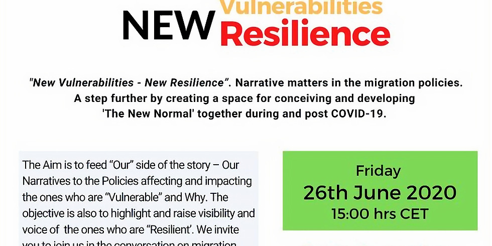 New Vulnerabilities, New Resilience