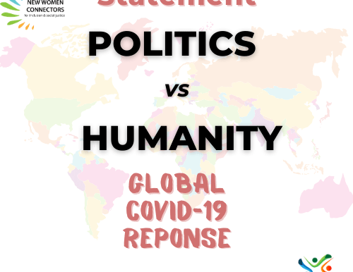 Do we live in a time when politics are more important than humanity?