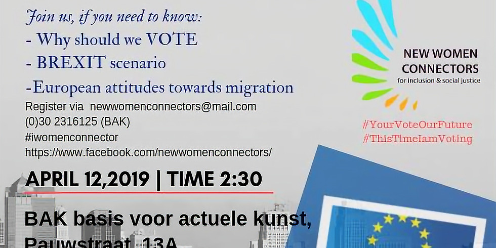 Let's Mobilize for a Europe We Want: Voices of New Women