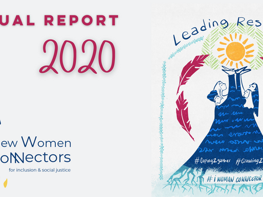 New Women Connectors Annual Report 2020